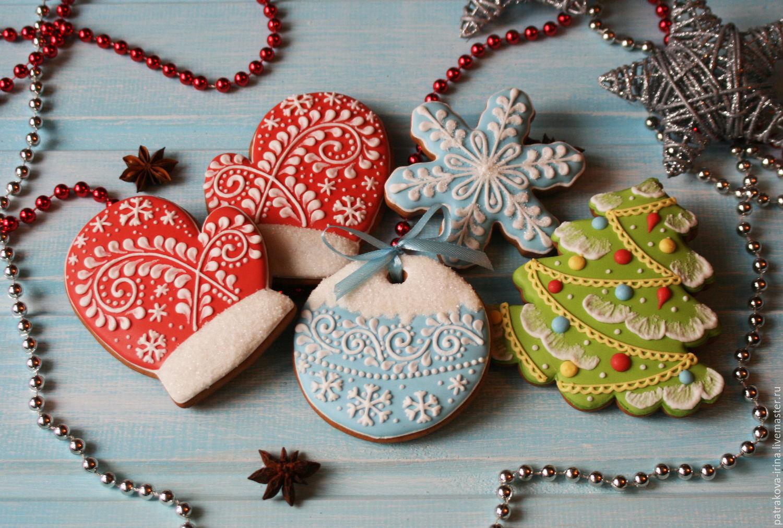 Пряники имбирные новогодние рецепты с фото